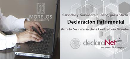 Declaración Patrimonial